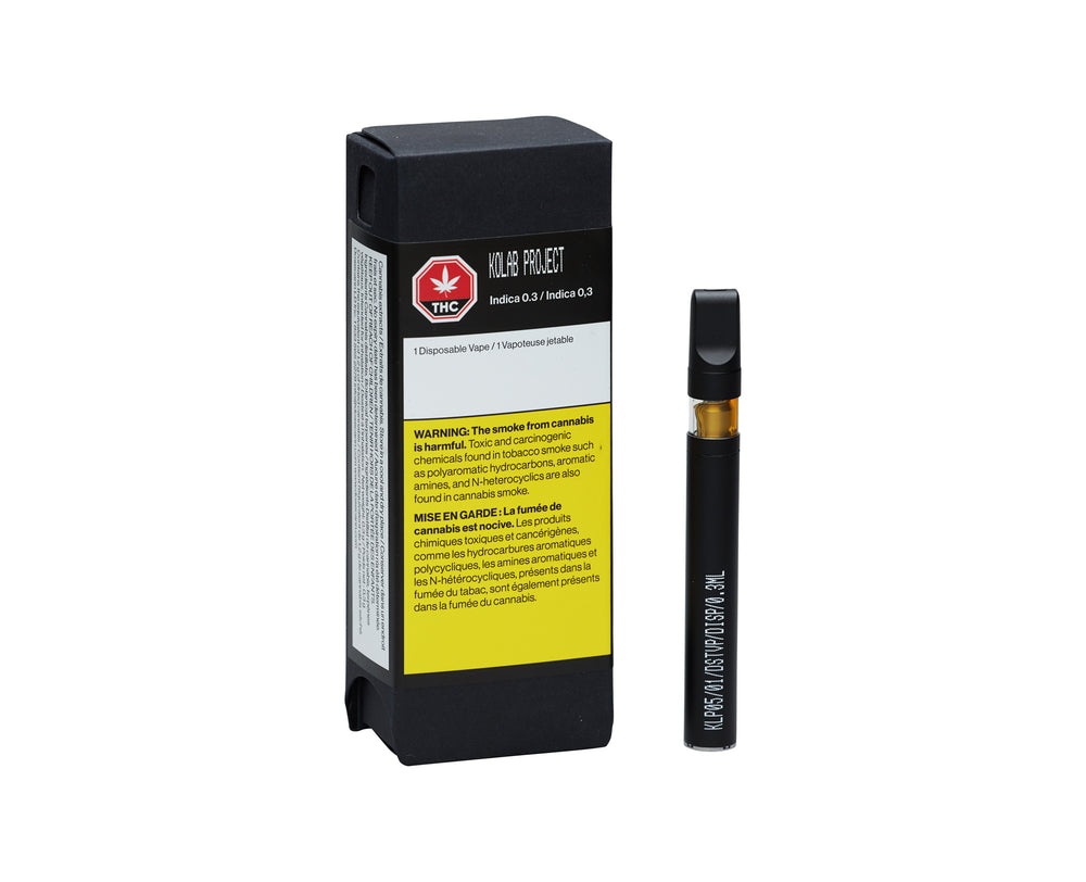 Vape pen / 0.3 mL