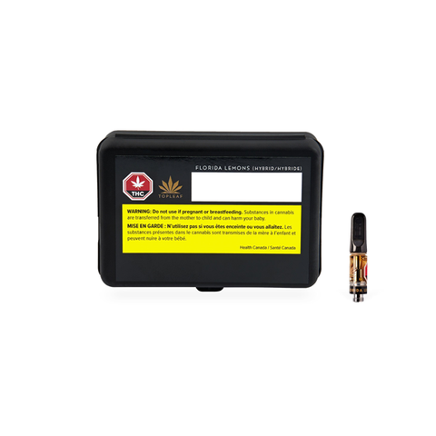 Vape Cartridge / 0.5 mL