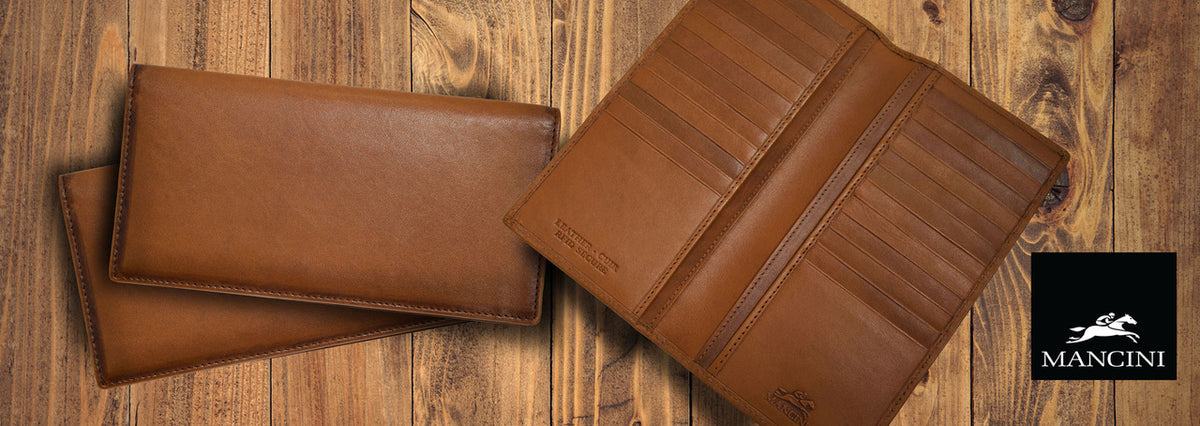 Mancini Leather Wallets