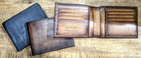 Spernanzoni Luxe Italian Leather Goods