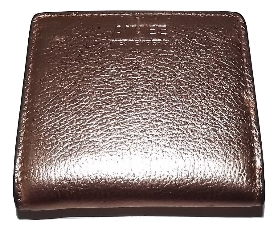 Aimee Kestenberg Tuscany Bifold Card Case Wallet Rose Gold