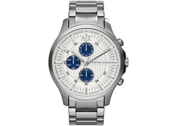Armani Exchange Stainless Steel Chronograph Watch