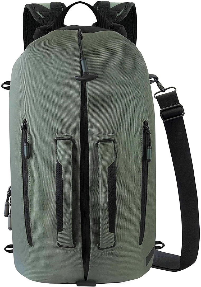 Ascentials Pro Fury Laptop Backpack Loden Green