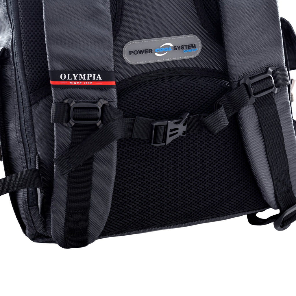 Olympia Hopkins Laptop Backpack Navy