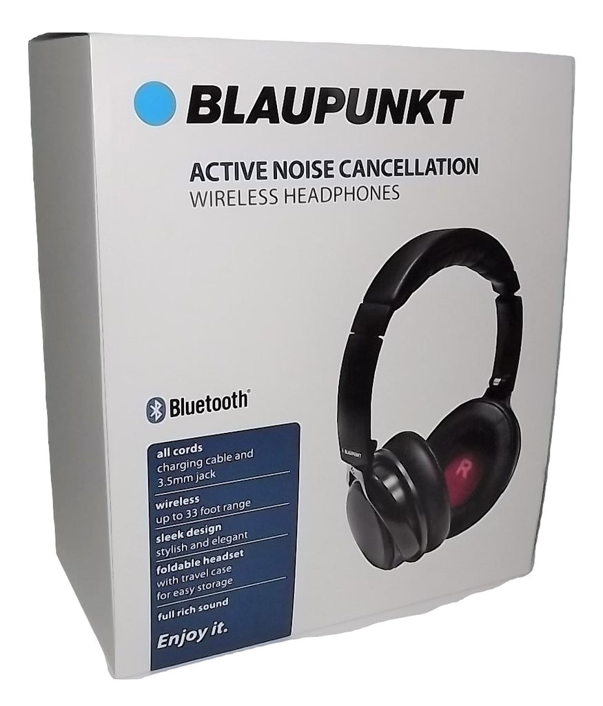 Blaupunkt Active Noise Cancelling Headphones BP1811