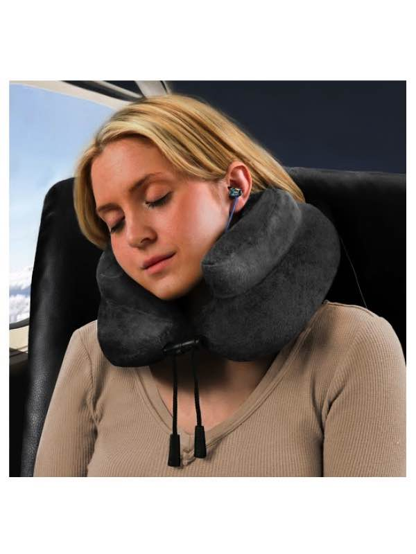 Cabeau Evolution Poly Comfort Neck Travel Pillow