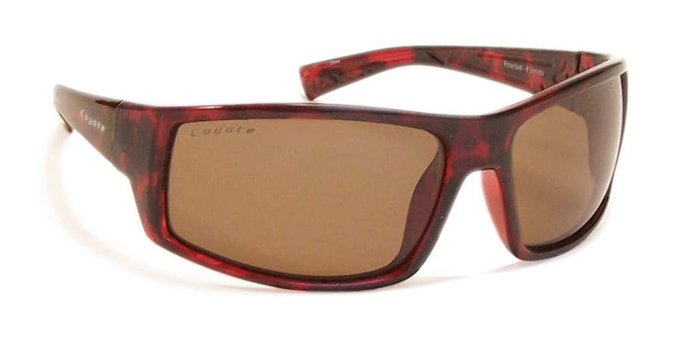Coyote Eyewear Dorado Wrap Polarized Sunglasses