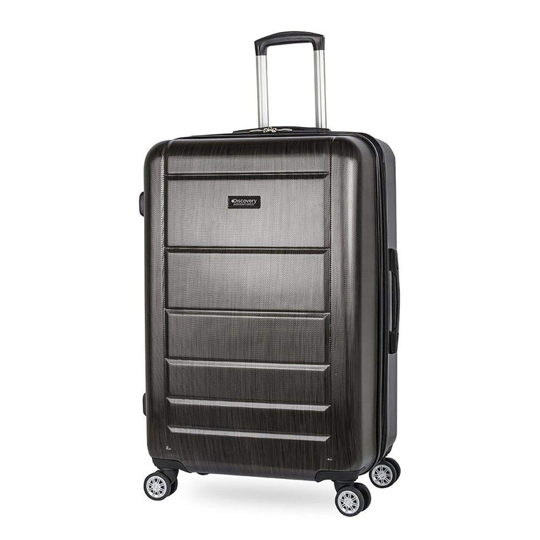 "Discovery Adventures Sahara 28"" 4 Wheel Spinner Luggage"