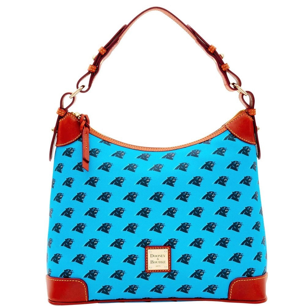 Dooney & Bourke Carolina Panthers Hobo