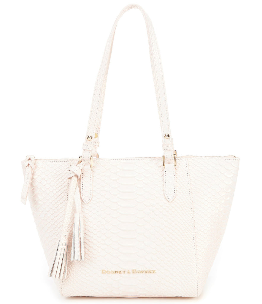 Dooney & Bourke Maxine Tote Metal Blush