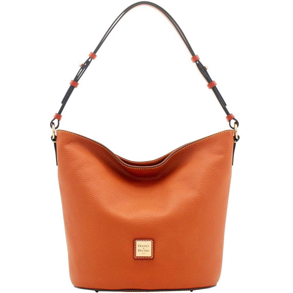 Dooney & Bourke Thea Feed Bag Caramel