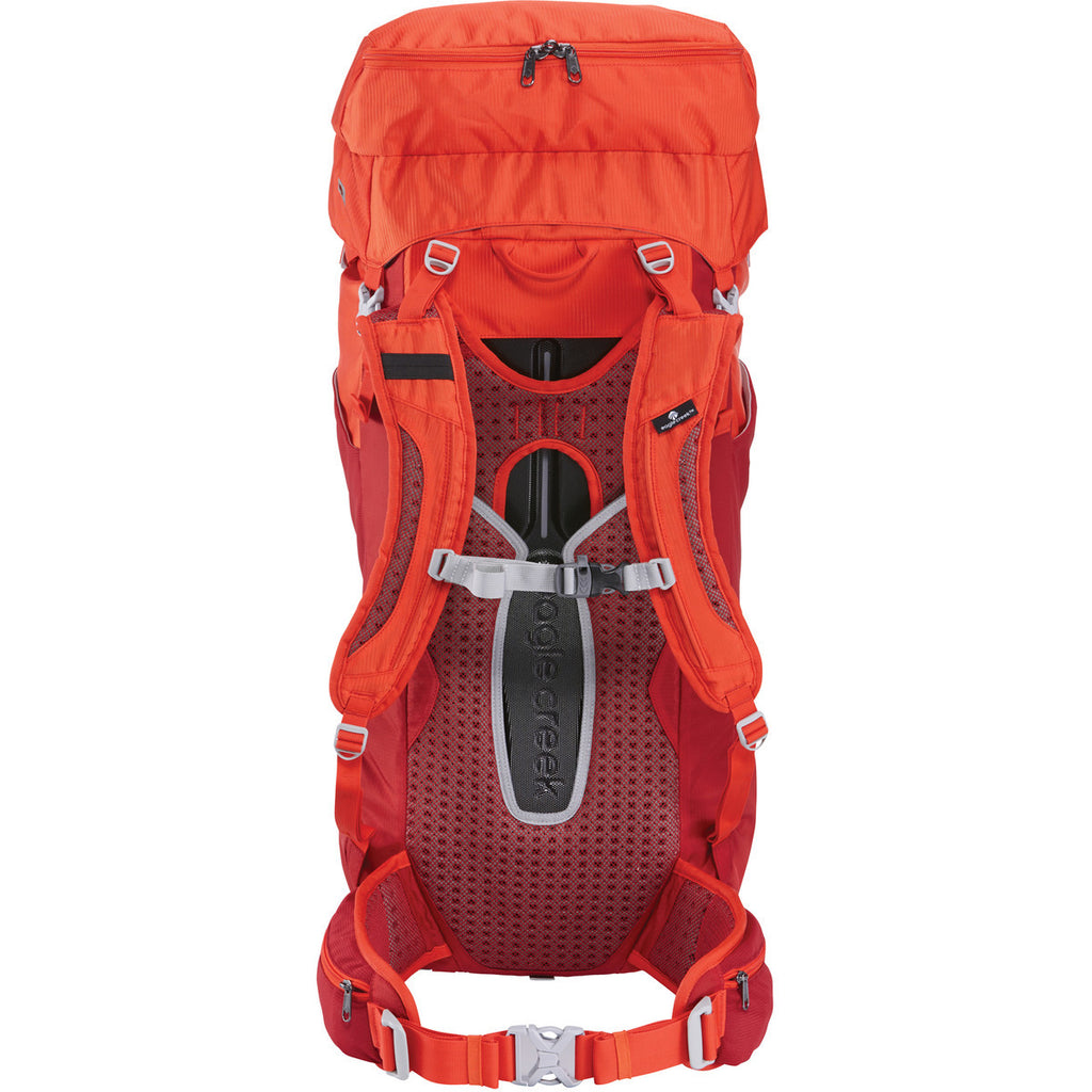 Eagle Creek 85L Women's Deviate Travel Pack Flame Red