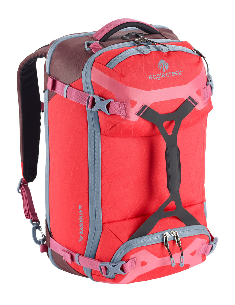 Eagle Creek Travel Pack Convertible Duffel Backpack Coral Sunset