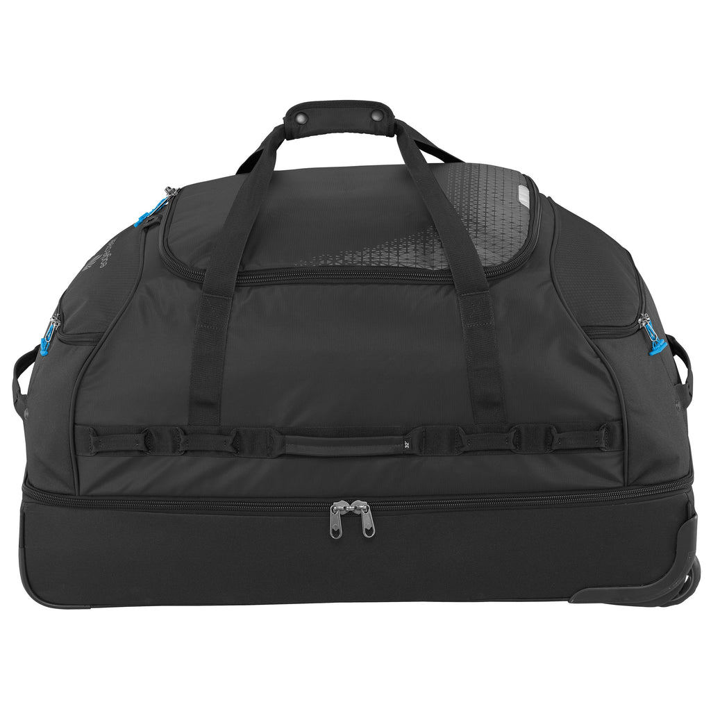 Eagle Creek Expanse Drop Bottom 32 Duffel Black