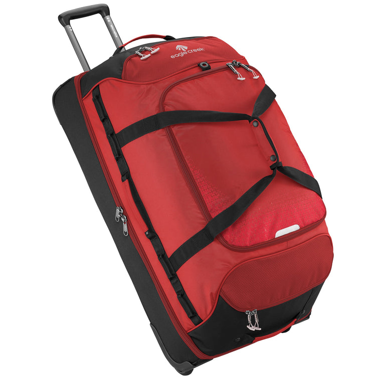 Eagle Creek Expanse Drop Bottom 32 Duffel Volcano Red
