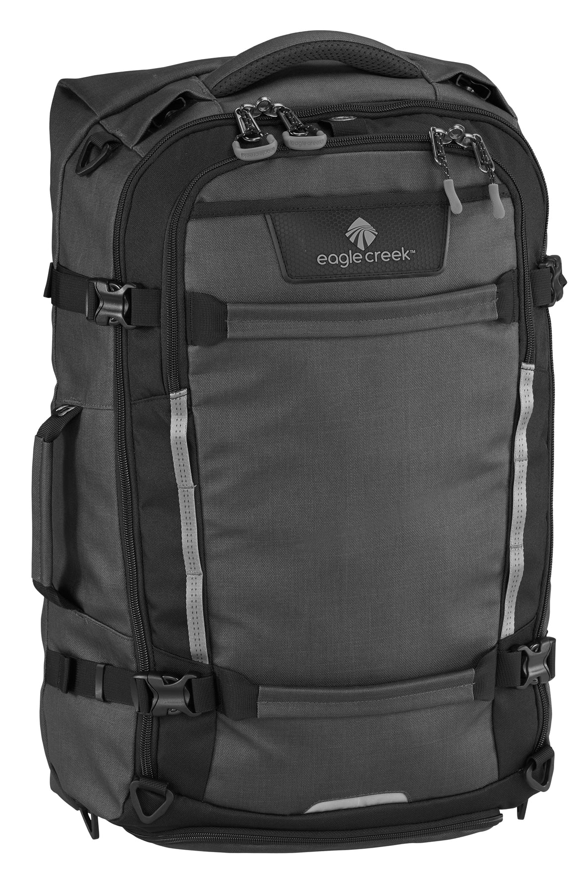 Eagle Creek Gear Hauler Convertible Backpack Asphalt Black
