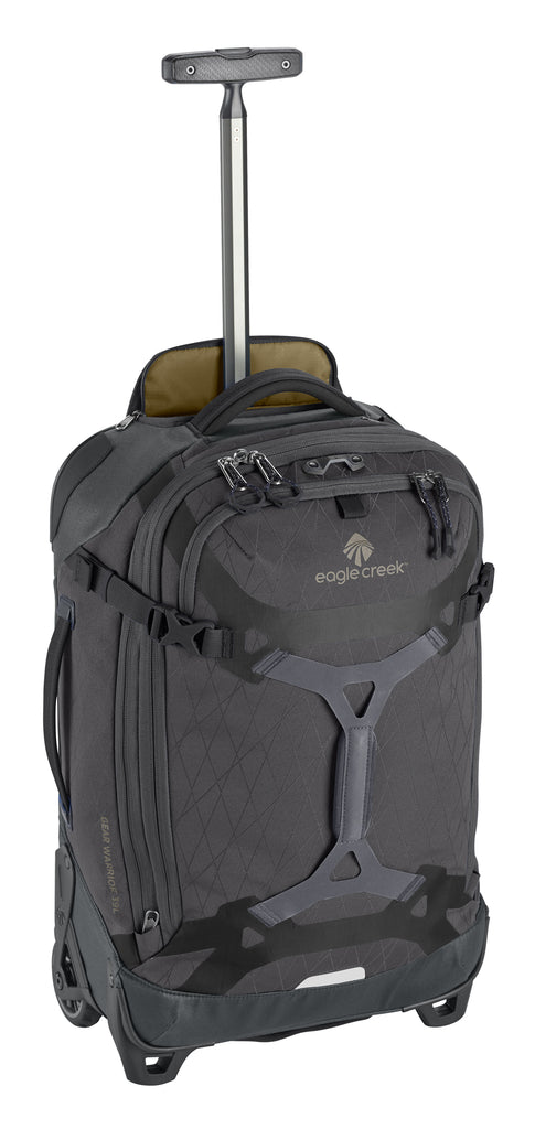 Eagle Creek Gear Warrior Carry-on Duffel Jet Black