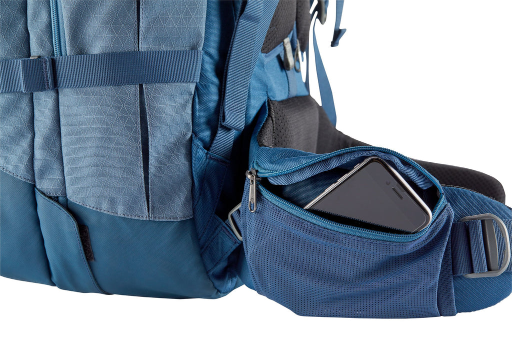 Eagle Creek Global Companion 65L Backpack Smoky Blue