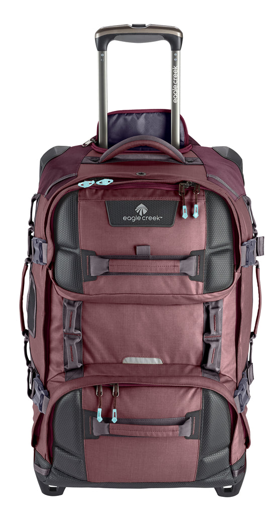 Eagle Creek Orv 26 Wheeled Duffel Earth Red