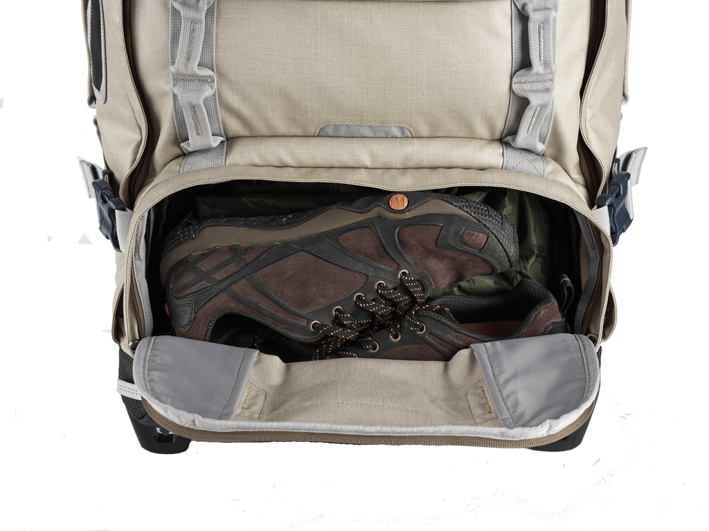 Eagle Creek Orv 26 Wheeled Duffel Natural Stone