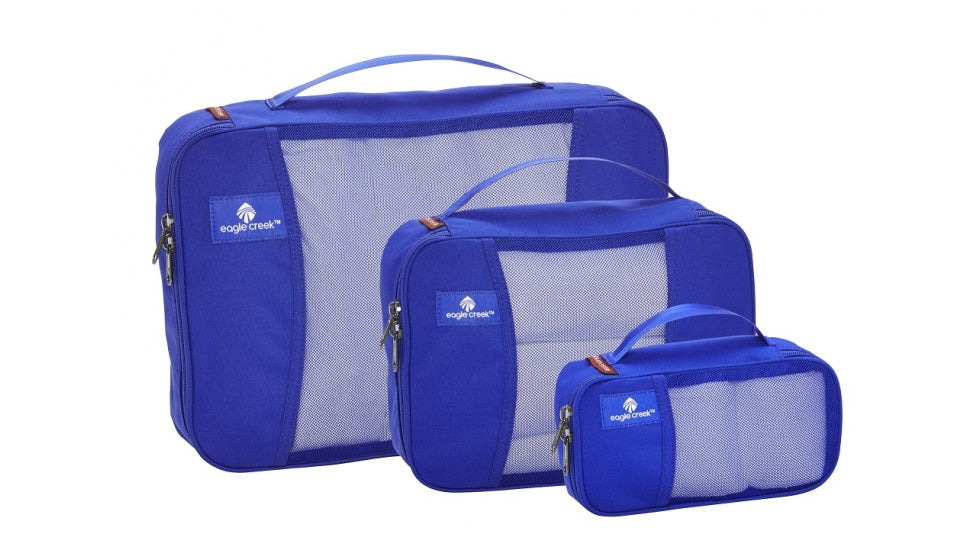 Eagle Creek Pack-it Original Cube Set Blue Sea