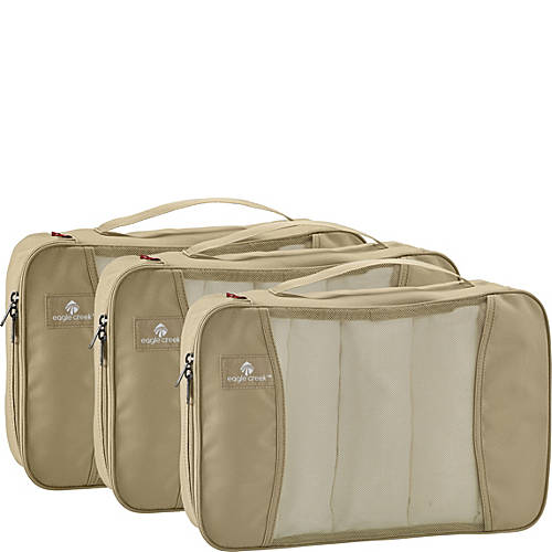 Eagle Creek Pack-it Original Full Cube Set Tan