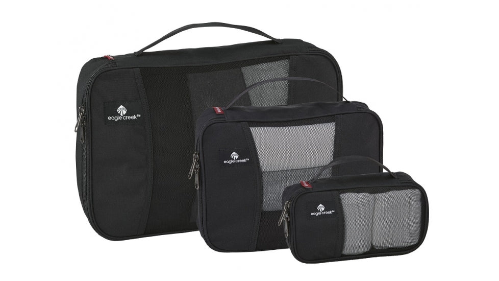 Eagle Creek Pack-it Original Cube Set Black