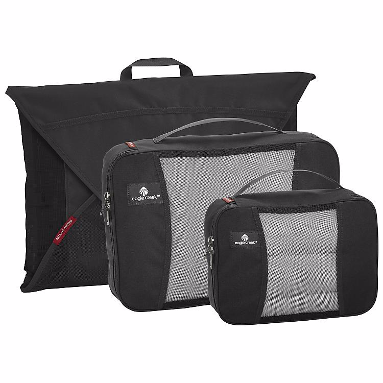 Eagle Creek Pack-it Original Starter Set Black
