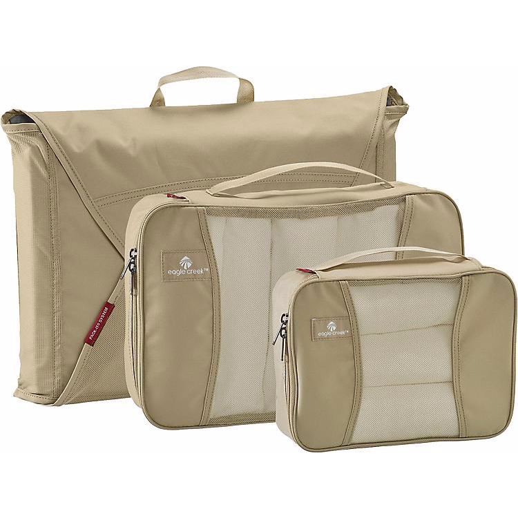 Eagle Creek Pack-it Original Starter Set Tan