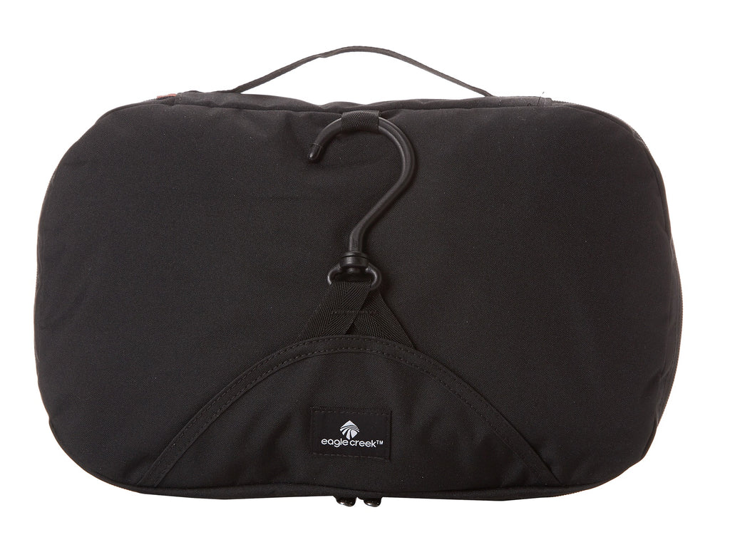 Eagle Creek Pack-it Wallaby Hanging Toiletry Kit Black