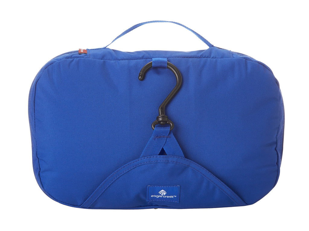 Eagle Creek Pack-it Wallaby Hanging Toiletry Kit Blue Sea