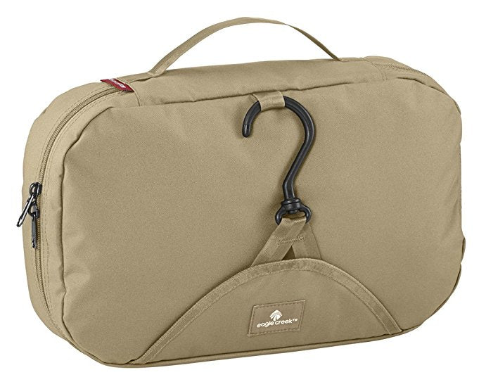 Eagle Creek Pack-it Wallaby Hanging Toiletry Kit Tan