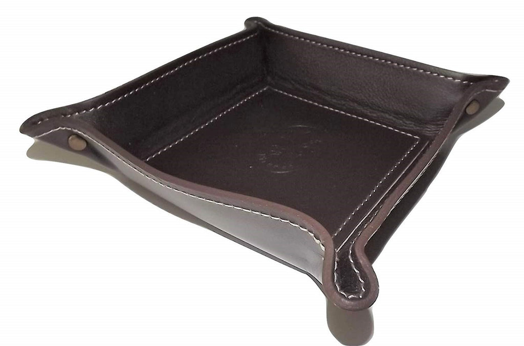 Firenze Jewelry Valet Chocolate Brown