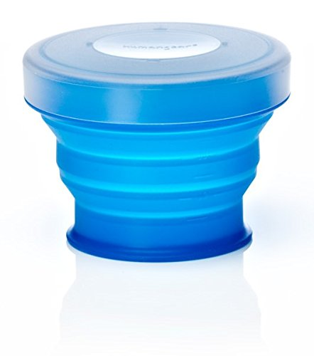 GoCup Collapsable Travel Cup Blue