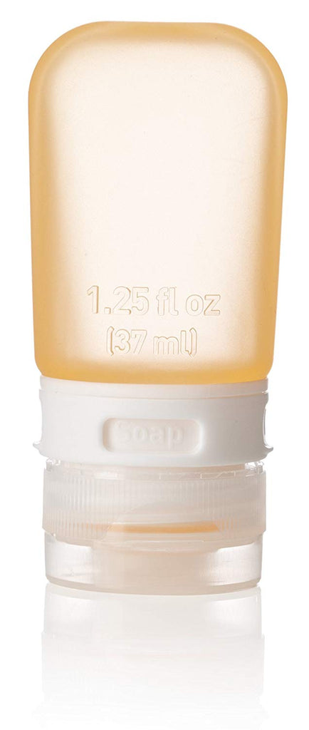 Gotoob 1.25 Oz Travel Bottle Orange