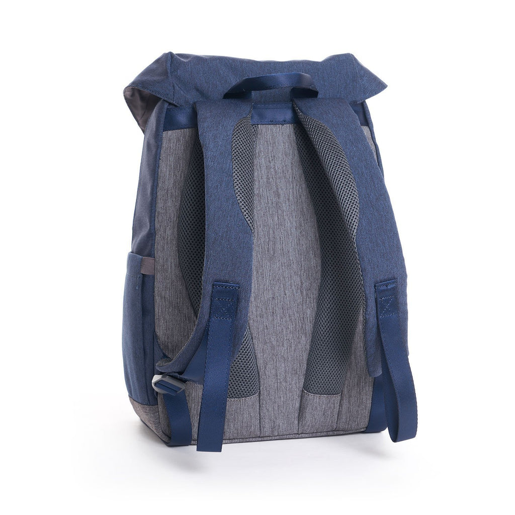 "Hedgren Knock Out Cassiel 15"" Laptop Backpack Parisian Night Blue"