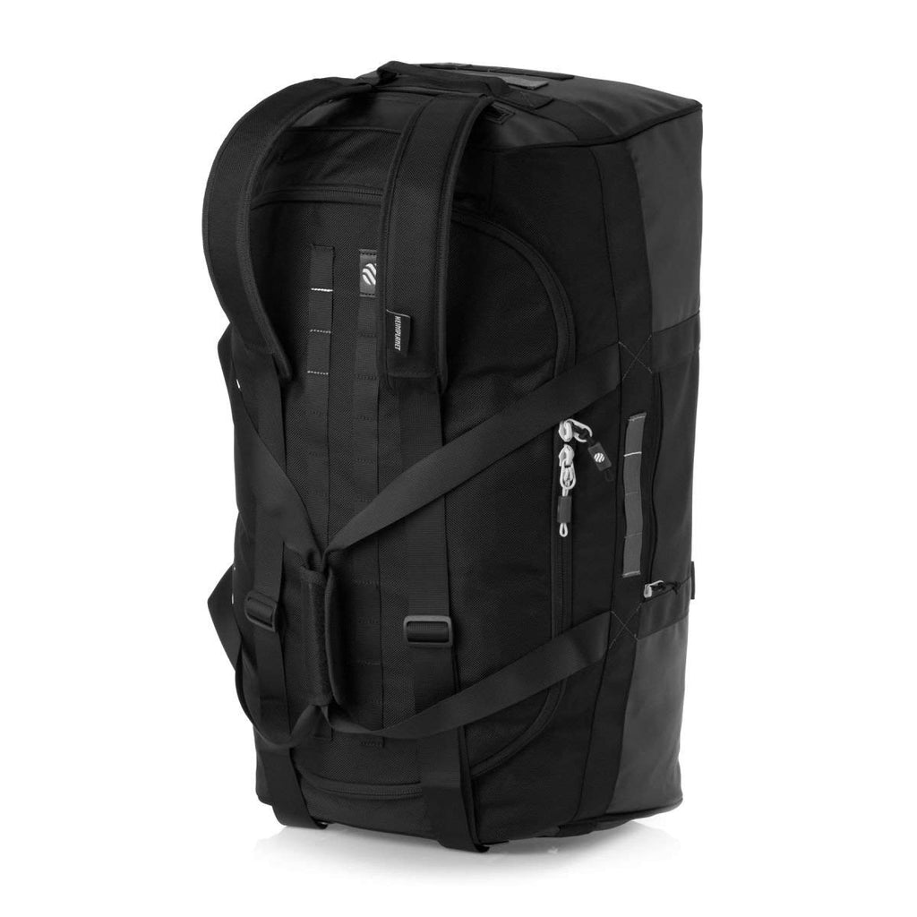 Heimplanet Monolith 80L Convertible Duffel Backpack Black