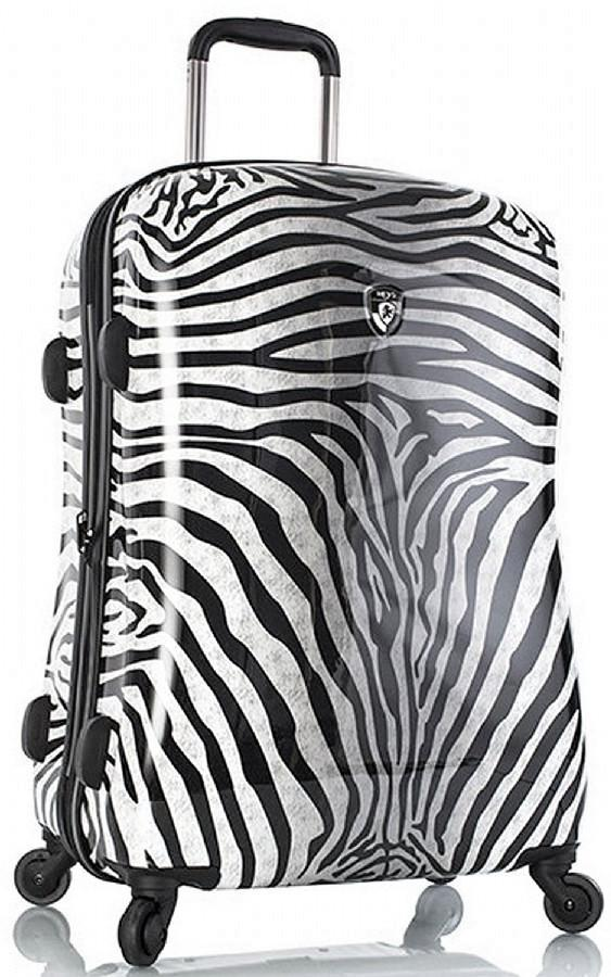 "Heys Zebra Equus 26"" Spinner Luggage"