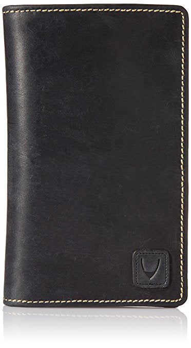 Hidesign Leather RFID Blocking Breast Pocket Passport Wallet