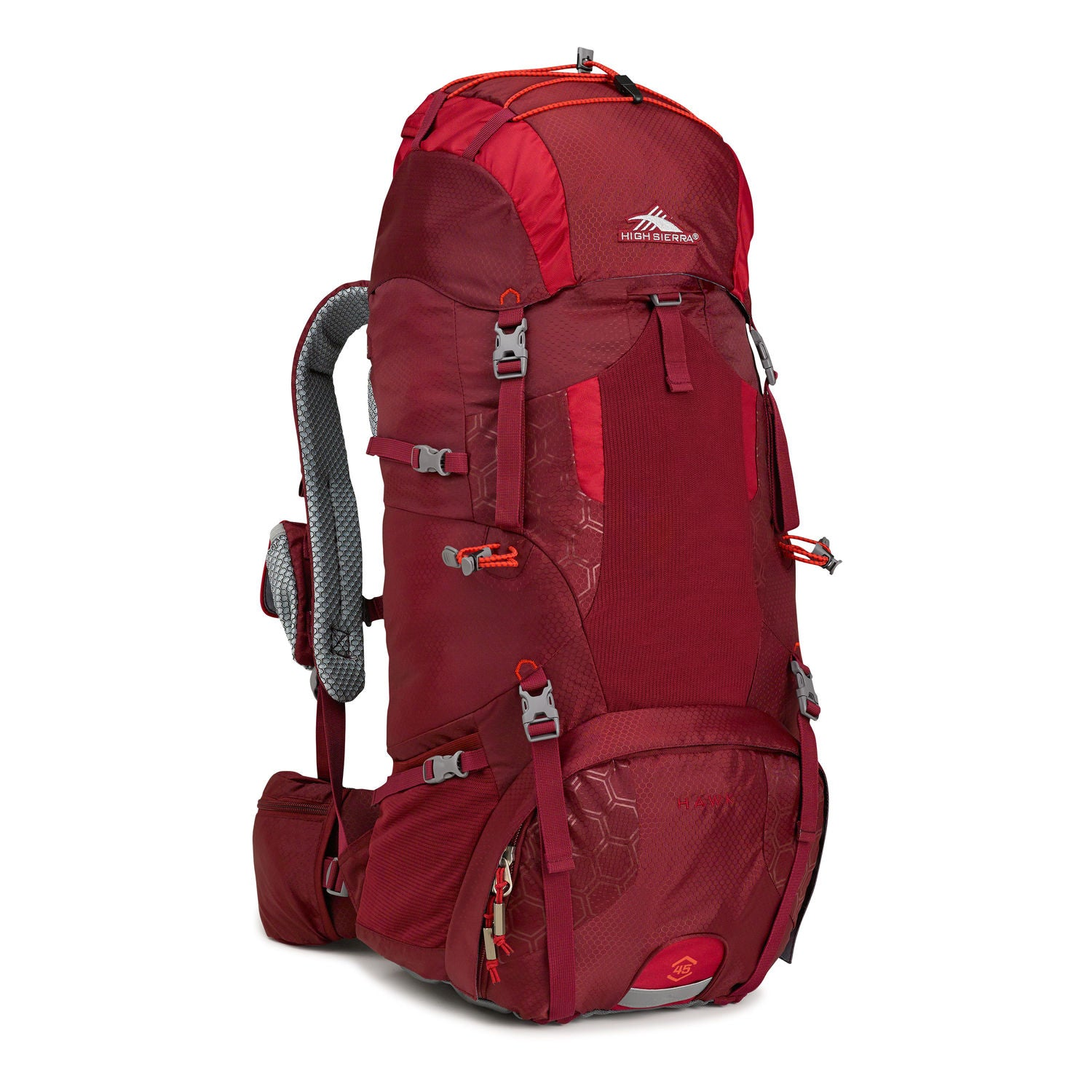 527eda077c41 High Sierra Water Resistant Backpack- Fenix Toulouse Handball