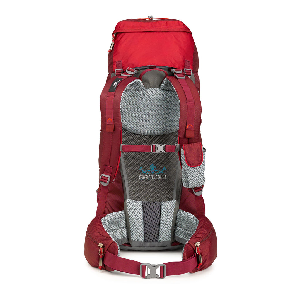 High Sierra Adventure Hawk 45 Tech 2 Hiking Backpack