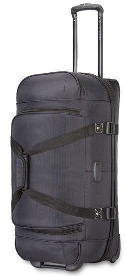High Sierra Winslow 28 Wheeled Drop Bottom Duffel Black Ash