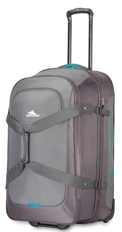 "High Sierra Winslow 29"" Wheeled Upright Luggage Ash"