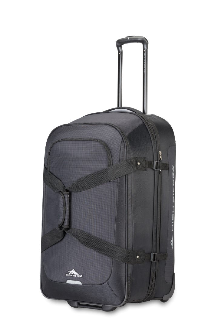"High Sierra Winslow 29"" Wheeled Upright Luggage Black"
