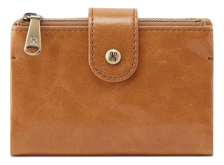 Hobo Ray Wallet Honey