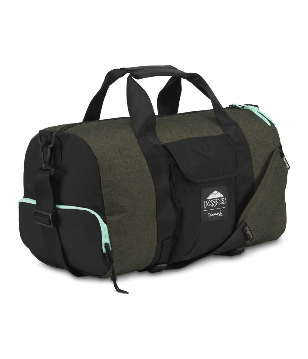 "Jansport JS 19"" Duffel Bag Green Machine"