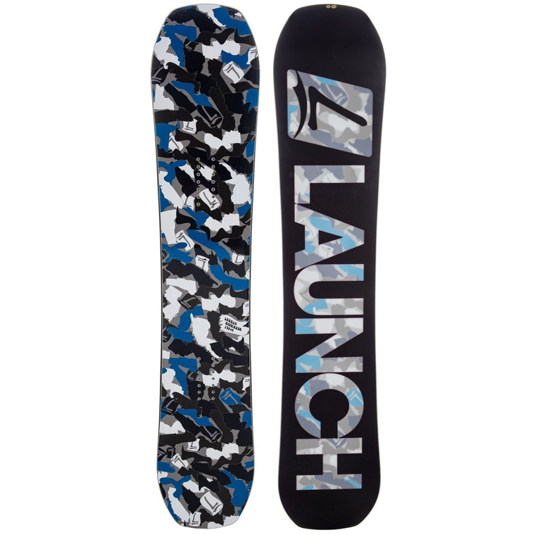 Launch Hitmaker RC Snowboard Blue/Black