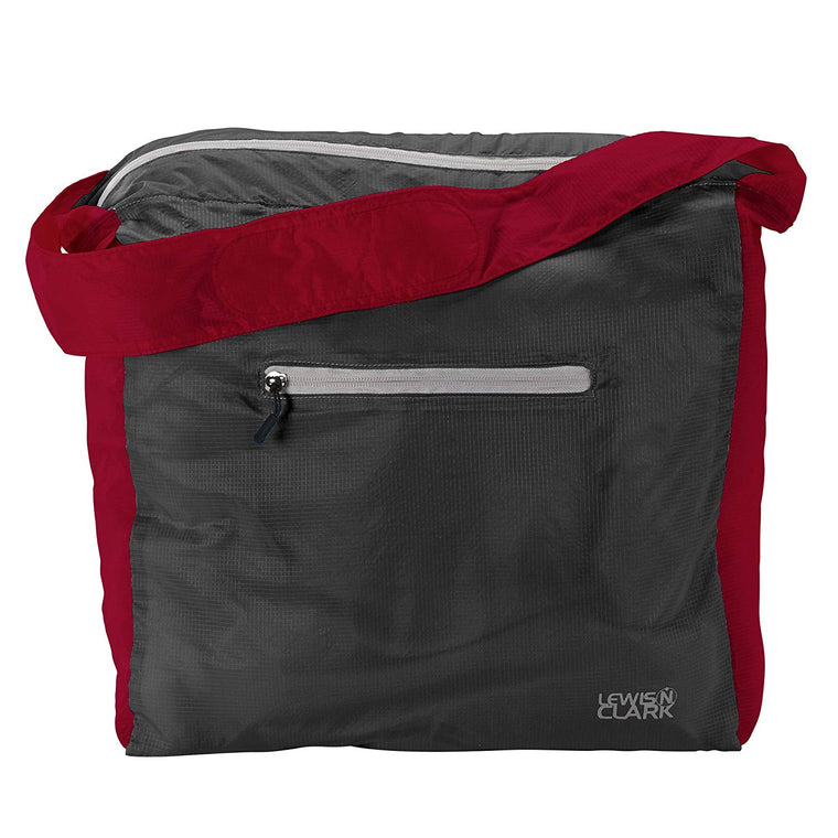 Lewis N Clark Electrolight Tote Bag Red