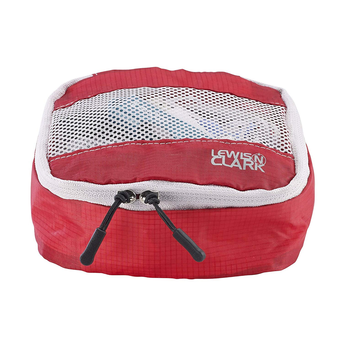Lewis N Clark Micro Packing Cube Red