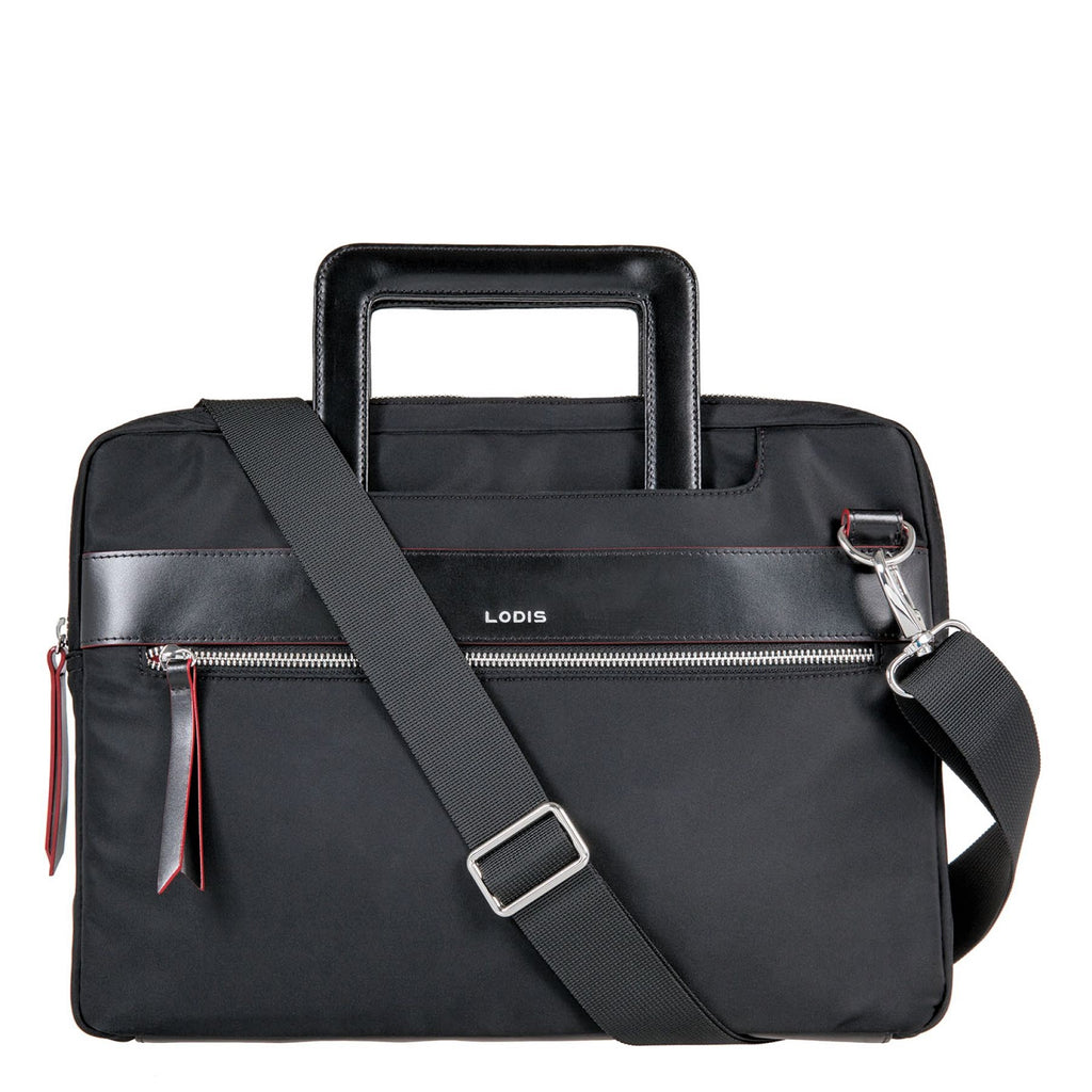 Lodis Kate Cora RFID Briefcase Black